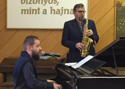 Istentisztelet – 2017. dec. 24.